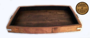 Wine Stave Tray