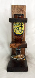Beer Bottle Bird Feeder
